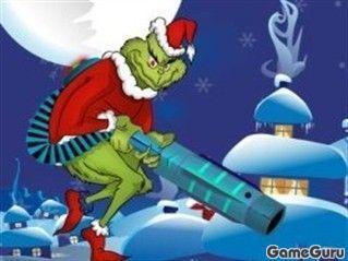 Игра Гринч - убийца Рождества