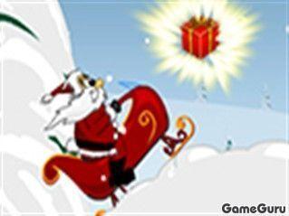 Игра Рождественская поездка