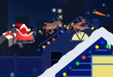 Игра Санта спасает Рождество