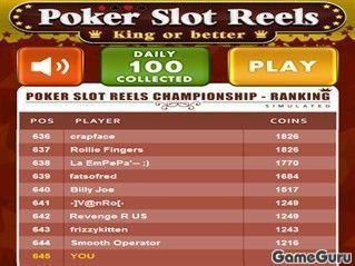 Игра Игровой покерный автомат