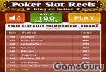 Играть бесплатно в Игровой покерный автомат