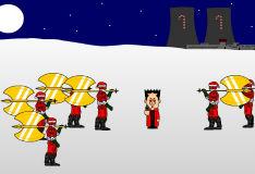 Игра Кровавое Рождество