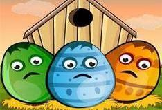Игра Краденые яйца