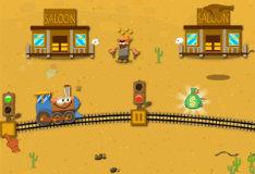 Игра Поезд на западе 2