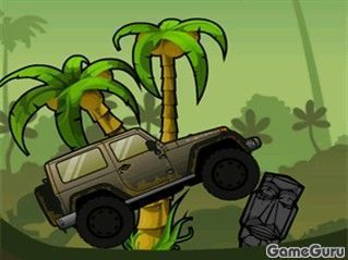 Игра Побег из тропиков