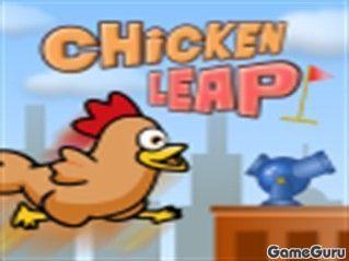 Игра Куриный прыжок