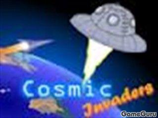 Игра Космические захватчики