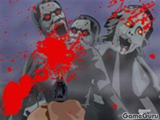 Игра Я убиваю зомби