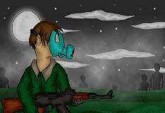 Игра Полночь зомби