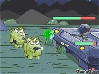 Игра Космический защитник 2