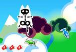Игра Летающий кот