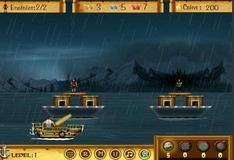 Игра Пираты Красных Морей