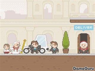 Игра Ватикан квест