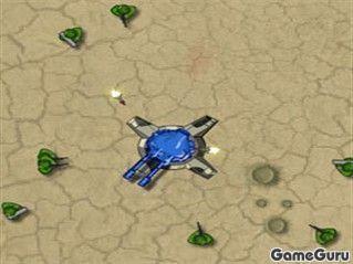 Игра Пустынная оборона 2