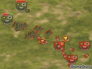 Игра Танковая война