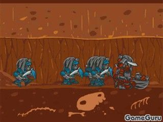 Игра Подземные войны 2