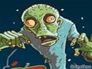 Игра Безумная армия зомби