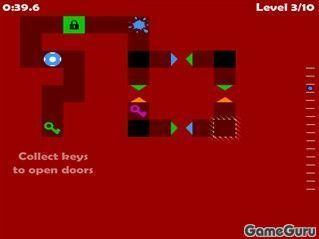 Игра Винкс: лабиринт
