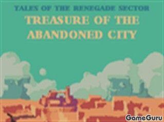 Игра Сокровища брошенного города