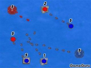 Игра Война флотов