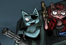 Игра Чертовы зомби