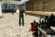 Игра Зона боевых действий 3D