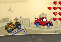 Игра Пожиратель автомобилей