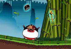 Игра Панда-самурай 2
