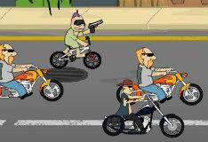 Игра Битва гангстеров