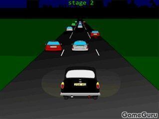 Игра Безумное лондонское такси