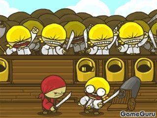 Игра Битва флибустьеров