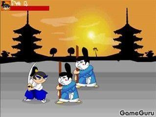 Игра Самурай-придурок