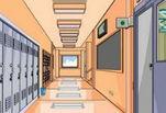 Играть бесплатно в Побег из школьного коридора