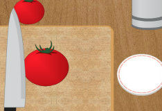 Игра Овощной супчик