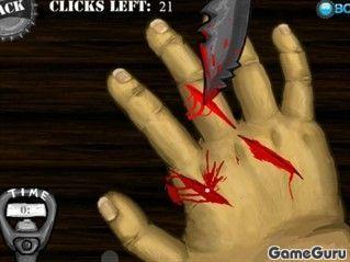 Игра Ножички