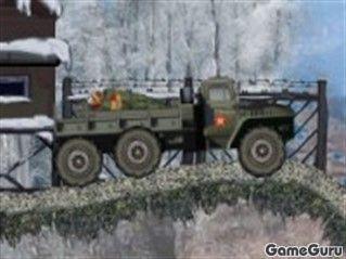 Игра Уральский грузовик