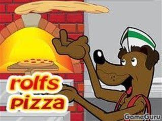 Игра Пиццерия Рольфа