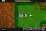 Игра Гольф и гонки