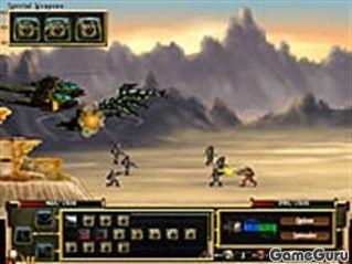 Игра Битва людей и пришельцев 3