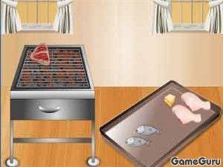Игра Быстрая готовка