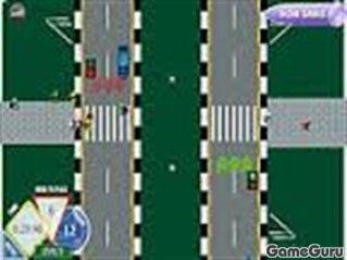 Игра Дорожный поток