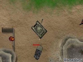 Игра Танковый штурм 2