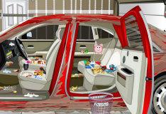 Игра Уборка автомобиля