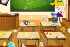 Игра Дежурный по школе