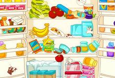 Игра Уборка холодильника
