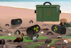 Игра Экологическая катастрофа