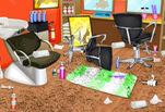 Игра Уборка парикмахерской