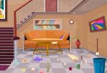 Игра Уборка в квартире