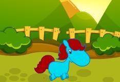 Игра Скачущая пони