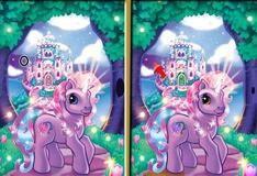 Игра Пони ищет отличия